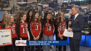 CTV Ottawa:Myers Team of the Week: Maverick Scouts