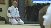 Martial arts instructor with CF fights the odds