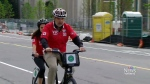 Father and daughter to ride in Heart and Stroke