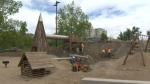 playground, st patrick's