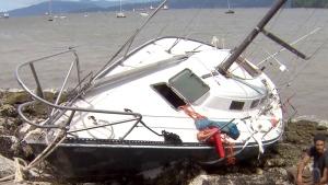 Windstorm hits B.C.