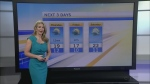 CTV Morning Live Weather May 25