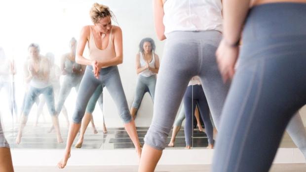 New York celeb fitness guru Taryn Toomey