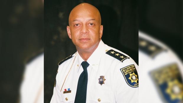 Sheriff suspends himself after indecency allegation
