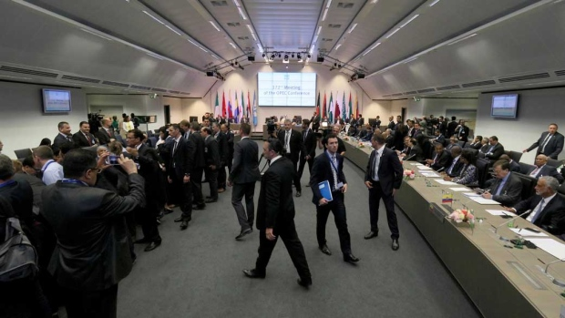 OPEC extends agreement on oil production cut