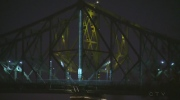 Jacques Cartier Bridge lights