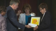Manitoba students honored for humanitarian work