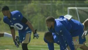 Blue Bombers rookie camp begins