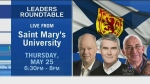 Nova Scotia's three main party leaders are getting