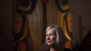 National Inquiry on Missing and Murdered Indigenous Women and Girls Chief Commissioner, Marion Buller pauses during an interview with The Canadian Press, in Vancouver, B.C., on Wednesday August 31, 2016. The chief commissioner of the national inquiry into missing and murdered indigenous women says there is still hope in the work the commission is doing, despite criticism about delays. (Source: Darryl Dyck/The Canadian Press)