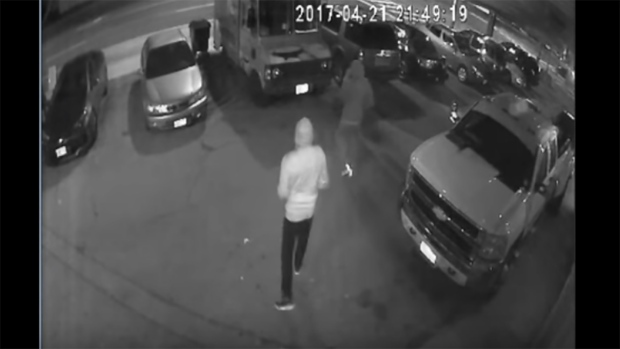 Toronto Police release security video of fatal shooting
