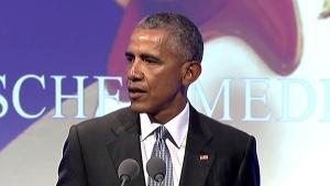Former U.S. President Obama