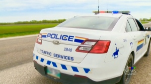 Police said they also laid 541 charges for speeding and 15 charges for using handheld electronic devices while driving.