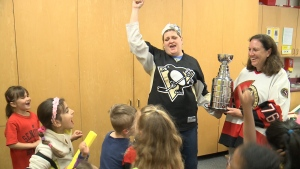 Playoff rivalry fuelling teachable moments in Ottawa public schools.