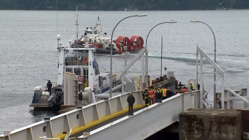 CTV News has learned that B.C.'s Coast Guard dive team is being cut completely.