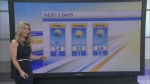 CTV Morning Live Weather May 26