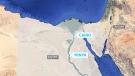 Gunmen open fire on bus in Egypt