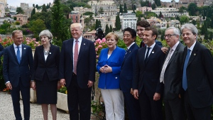 G7 leaders to hold 'robust talks' in Sicily summit
