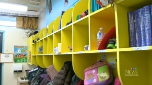 A B.C. on-call teacher was suspended after locking a 6-year-old boy with autism in a storage room. (CTV Vancouver Island)