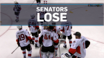 Senators lose one game short of Stanley Cup Finals