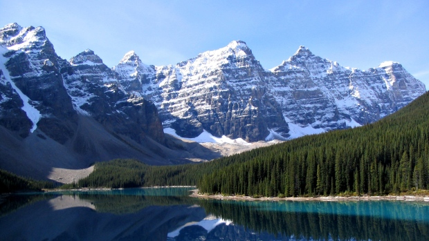 Landscape Of Canada