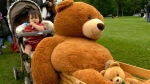 The 31st annual Teddy Bears Picnic runs all day at Assiniboine Park. (File photo)