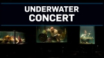 underwater concert