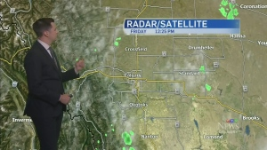 CTV Calgary: Partly cloudy for the weekend