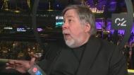 Apple co-founder Steve Wozniak at C2 Montreal