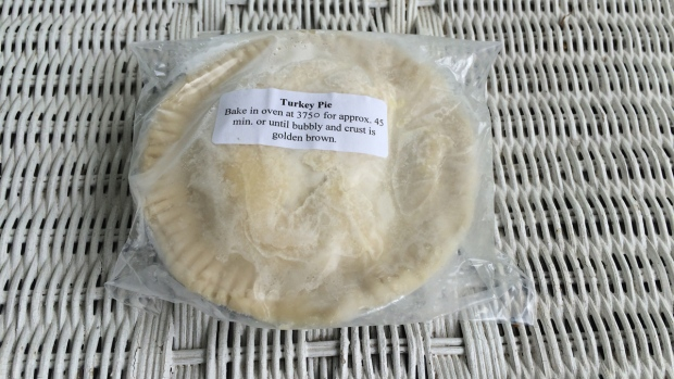 Ingersoll man charged after frozen turkey pies stolen from a church