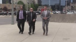 Three St. Thomas police officers cleared of assault charges
