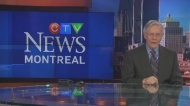 Bill Haugland, former CTV Montreal anchor.
