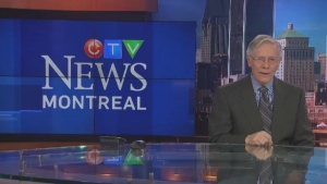Bill Haugland, former CTV Montreal anchor.