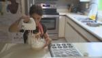 Nine-year-old creates mini cupcake heaven