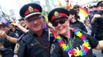 Will police be allowed to wear uniforms to Pride?