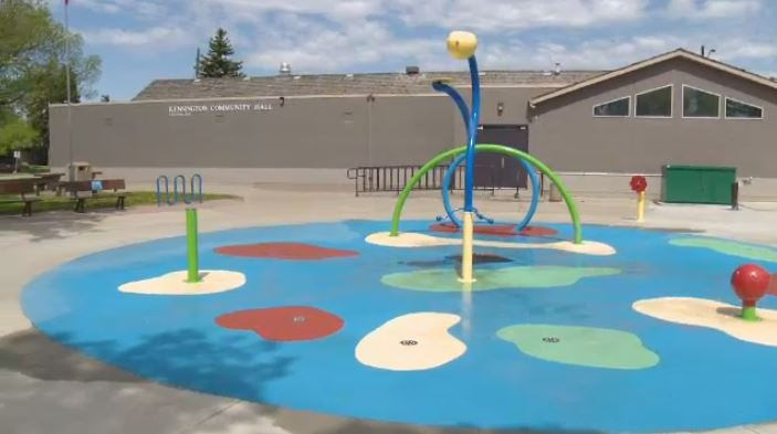 City changes spray park hours