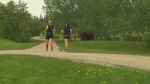 Edmonton marathoners run grueling distances