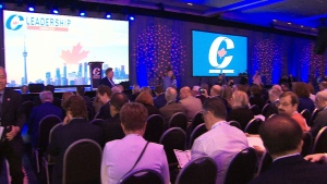 CTV National News: Conservative convention begins