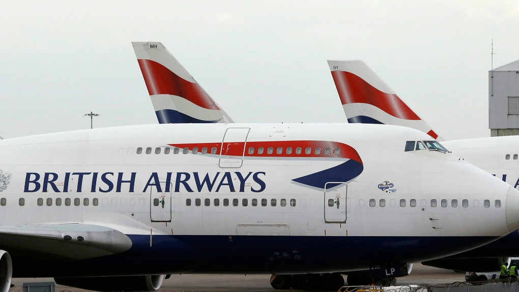 British Airways flight cancelled out of YVR after major airline strike