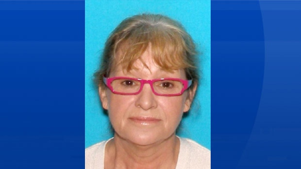 59-year-old Hutchinson was reported missing in April of 2017 – with her burned-out car being found in Cossitt Heights, N.S. shortly after her disappearance. (Cape Breton Regional Police)
