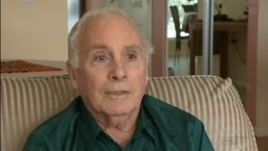 Harvey Kell contracted flesh eating disease while on vacation in Asia. (CTV Calgary)