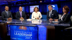 Conservative leadership convention underway