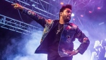 The Weeknd performs with Nav at Coachella Music & Arts Festival at the Empire Polo Club on Saturday, April 15, 2017, in Indio, Calif. (Photo by Amy Harris/Invision/AP)
