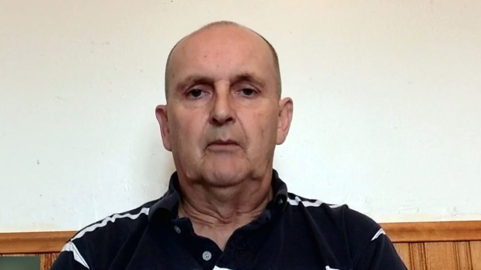 Stephen MacGillivray speaks to CTV News