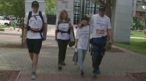 CTV Ottawa: Running for a reason