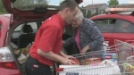 CTV Barrie: Food Bank support