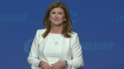 'So honoured': Rona Ambrose gives final address