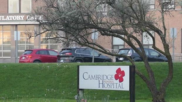 Cambridge Hospital Case