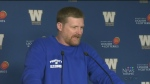 Winnipeg Blue Bombers head coach Mike O'Shea discusses making roster decisions during training camp.