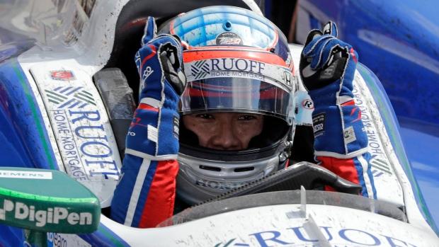 Honda validates engine trouble by winning Indianapolis 500